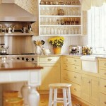 Yellow and White Kitchen Ideas To Brighten Up Your Kitchen