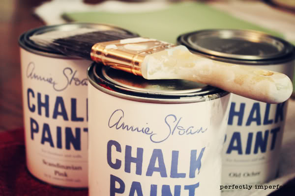 Small Paint Cans Chalk Paint