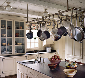 The 20 Best Racks For Hanging Pots And Pans