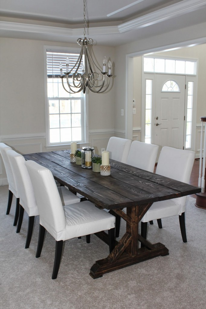 Build A Kitchen Table Yourself & DIY Build Kitchen Table