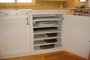 Super Clever Kitchen Storage Idea