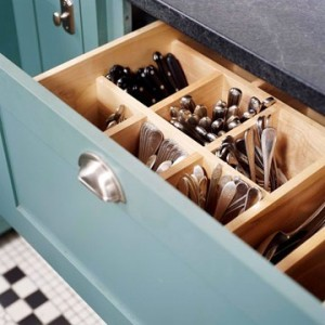 Super Clever Kitchen Storage Ideas For Silverware