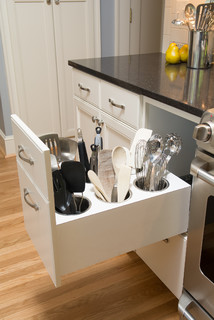Super Clever Kitchen Storage Ideas For Utensils