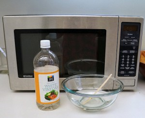 How To Spring Clean The Microwave