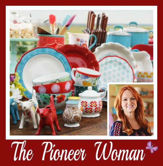Pioneer Woman Dinnerware