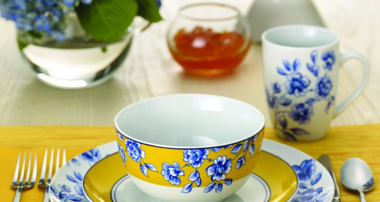 White and Blue Dish Sets – From Casual to Elegant
