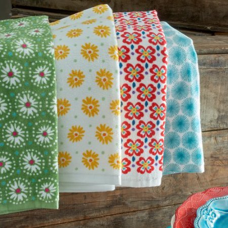 The Pioneer Woman Dish Towels – Coordinates with her Dinnerware