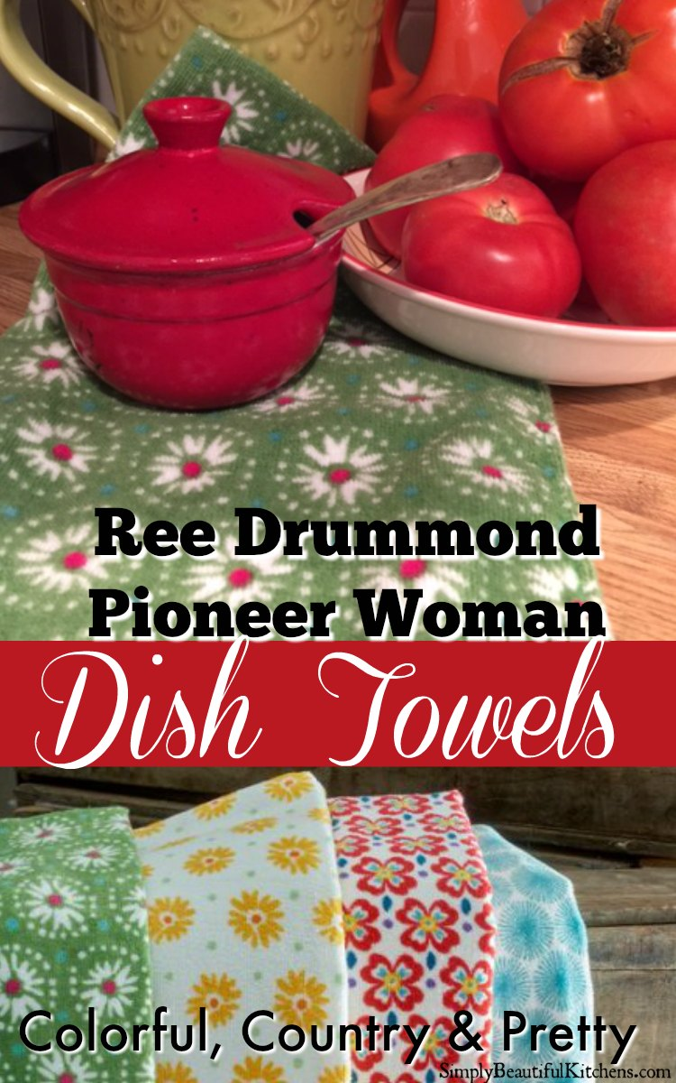 Ree Drummond Pioneer Woman Dish Towels