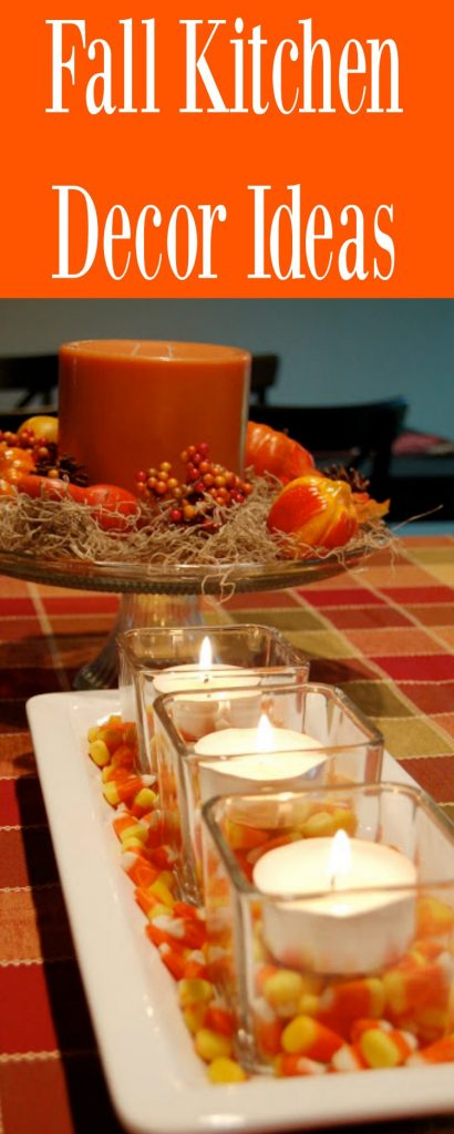 Fall Kitchen Table Decorations Home Decor Photos Gallery