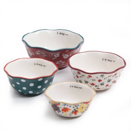 Pioneer Woman Measuring Cups