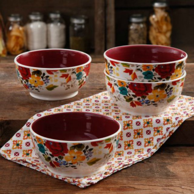 The Pioneer Woman Bowl Sets