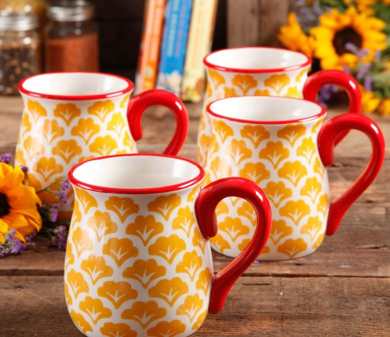 The Pioneer Woman Coffee Cups | Mugs for Everyday!