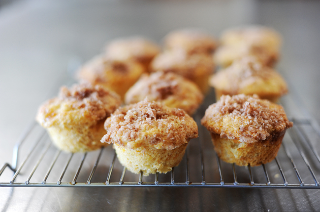 Pioneer Woman Orange Marmalade Muffins