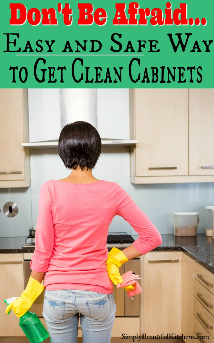how to get cooking grease off of kitchen cabinets get grease kitchen cabinets easy and naturally 9903