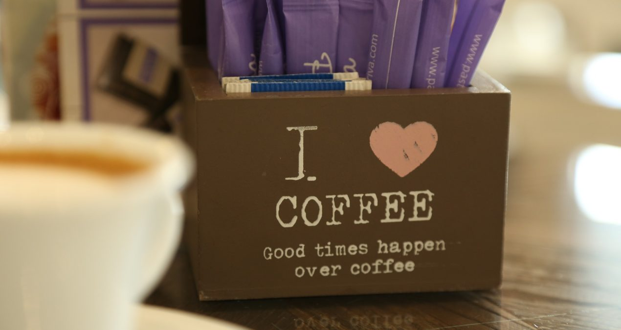 Set Up Coffee Bar at Home – Kitchen Counter Space Savers