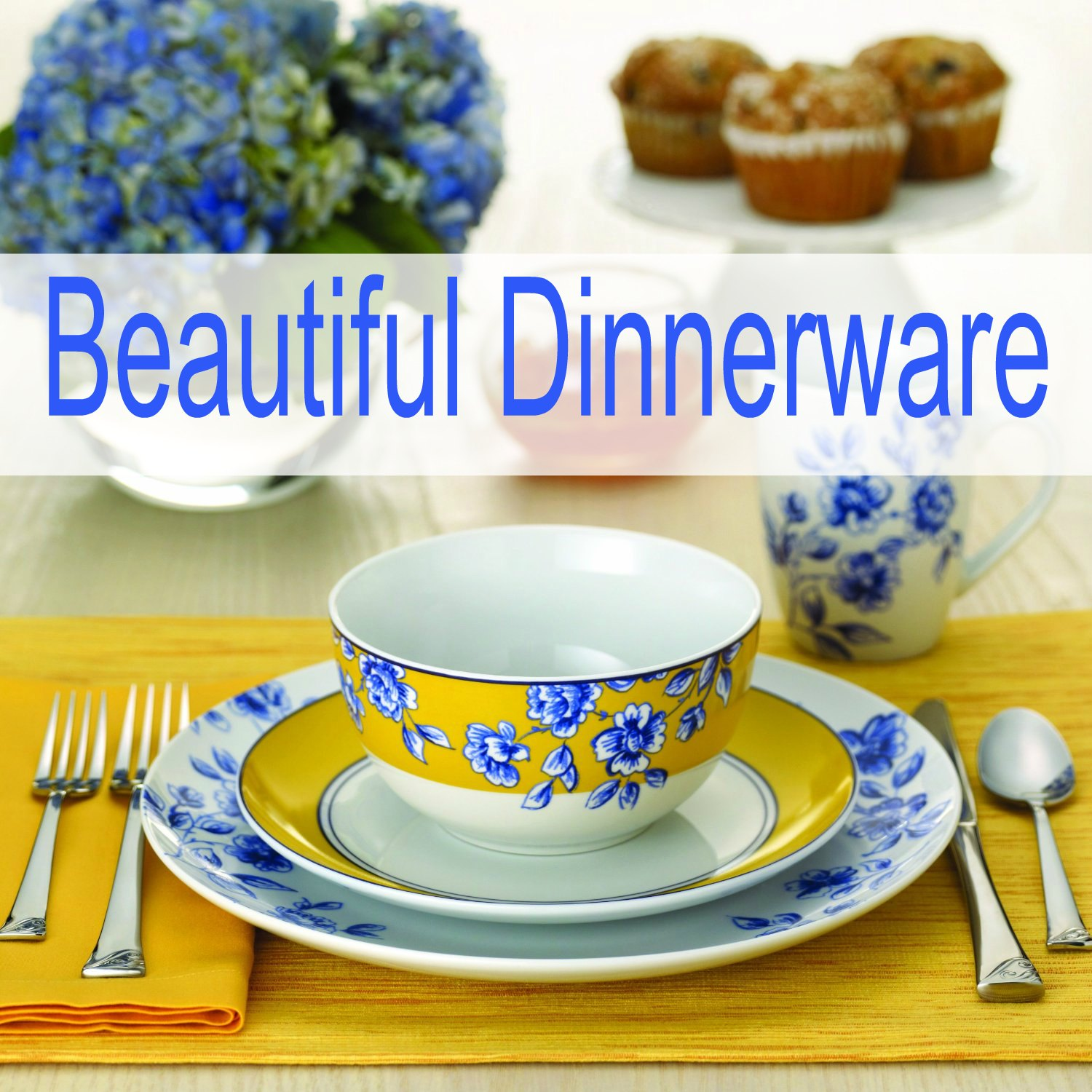 Beautiful Dinnerware