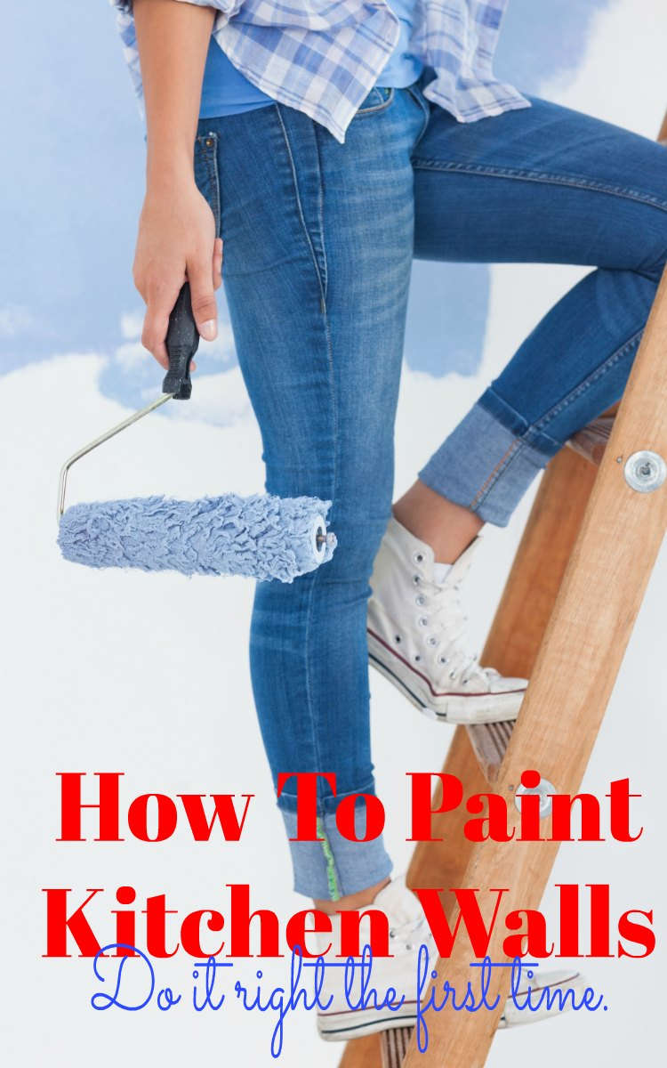 How To Paint Kitchen Walls