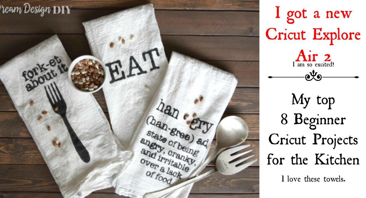 Cricut From My Kitchen Ideas